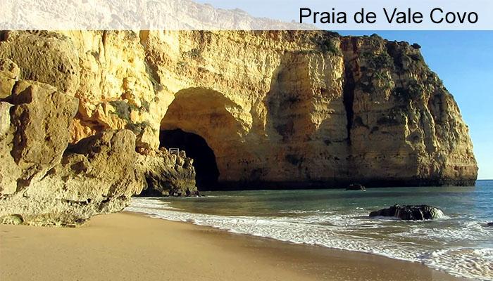 Praia de Vale Covo