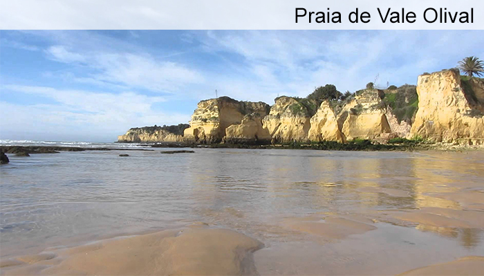 Praia de Vale Olival