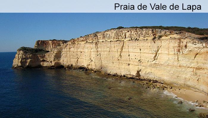 Praia de Vale de Lapa