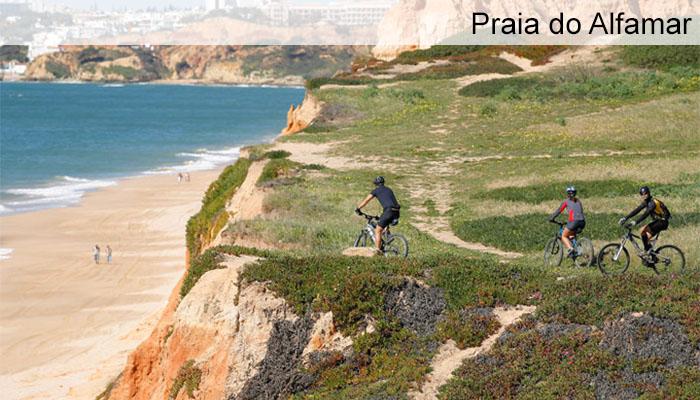 Praia do Alfamar