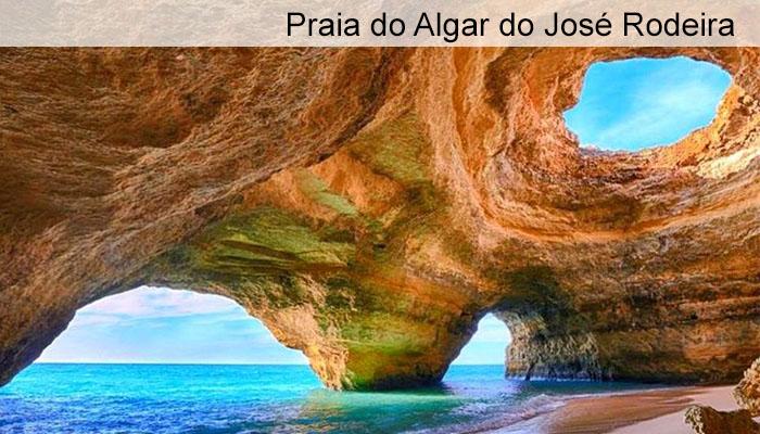 Praia do Algar do Jose Rodeira