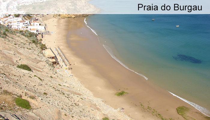 Praia do Burgau
