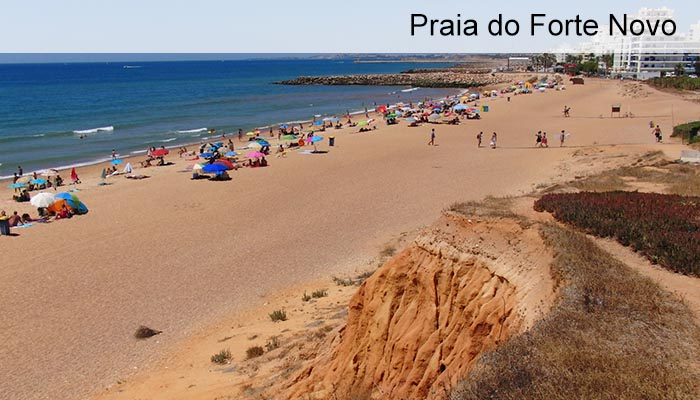 Praia do Forte Novo
