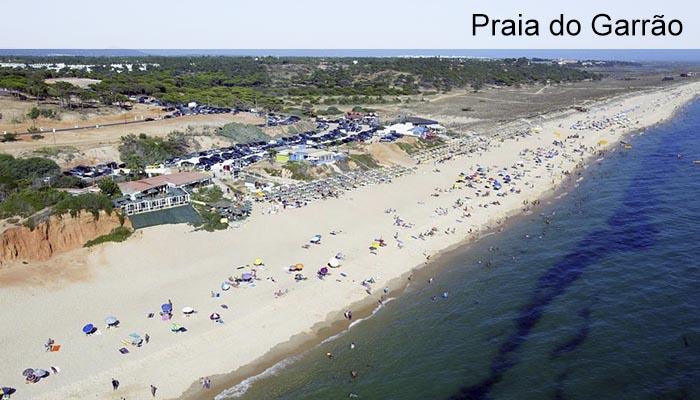 Praia do Garrao