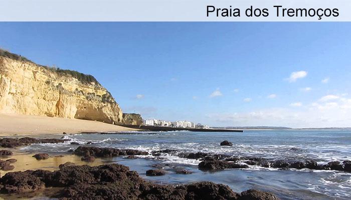 Praia dos Tremocos