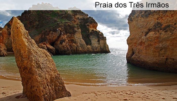 Praia dos Tres Irmaos