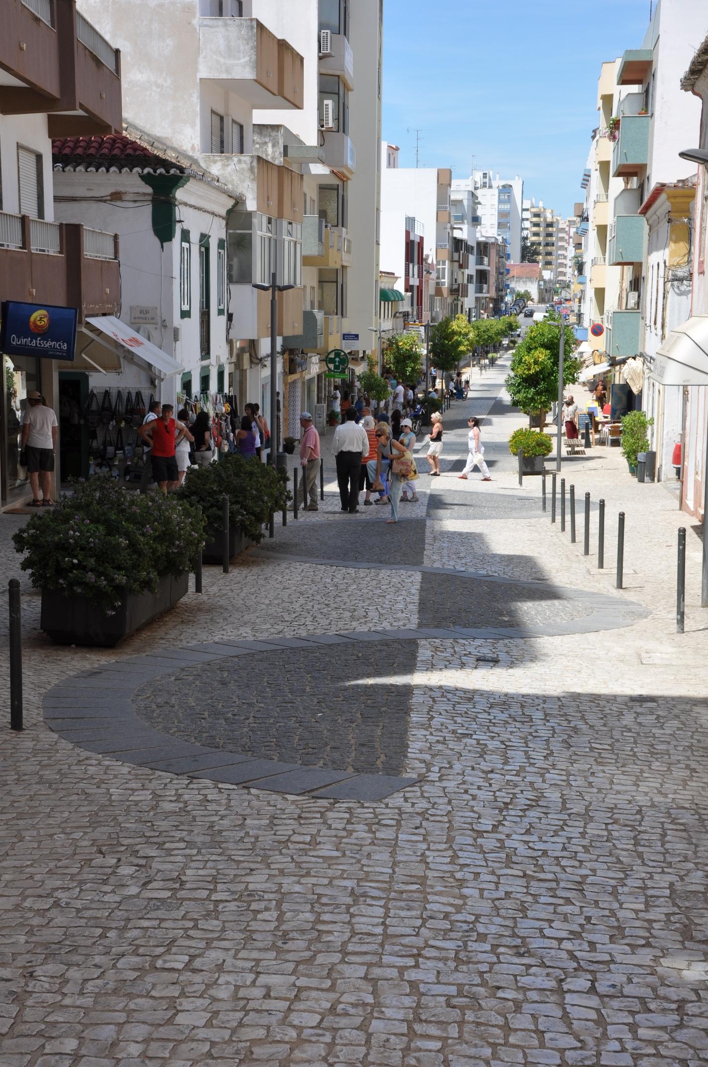 Ruas tipicas