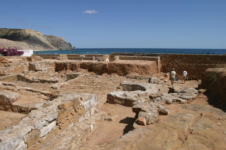 Ruinas Romanas da Luz