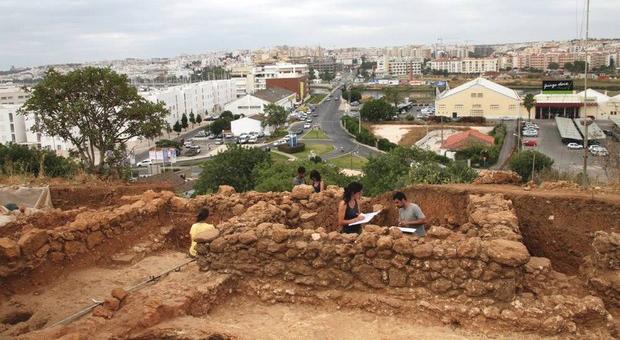 Sitio Arqueologico do Moliao