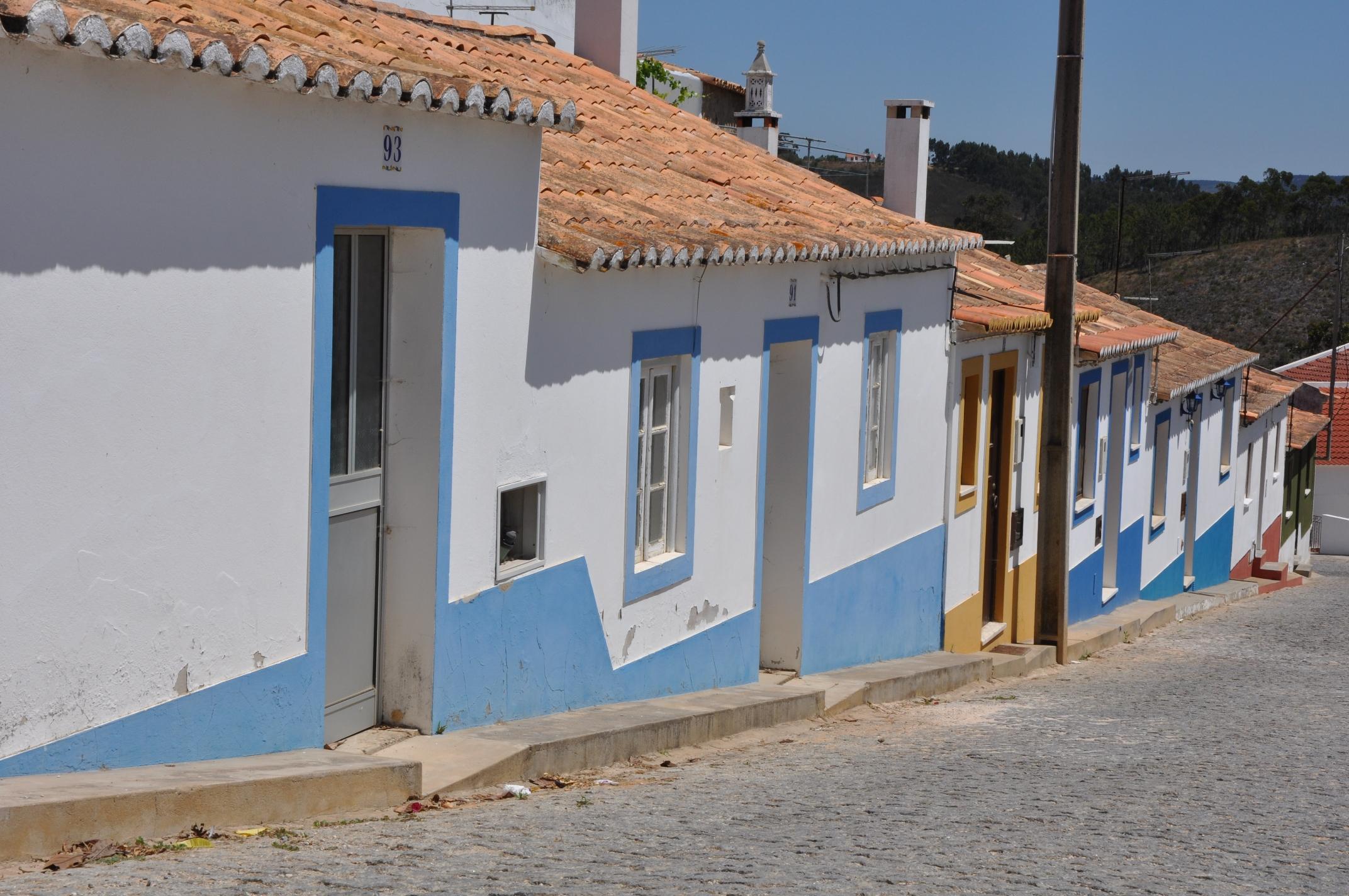 Vila de Odeceixe