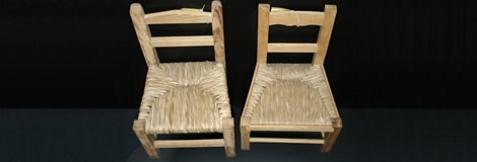 cadeiras de atabua
