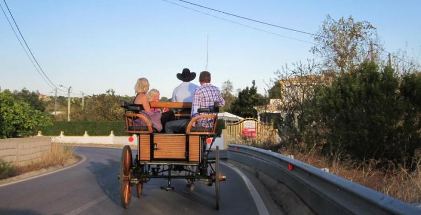Route 2 - Ride trough Algarvian Barrocal
