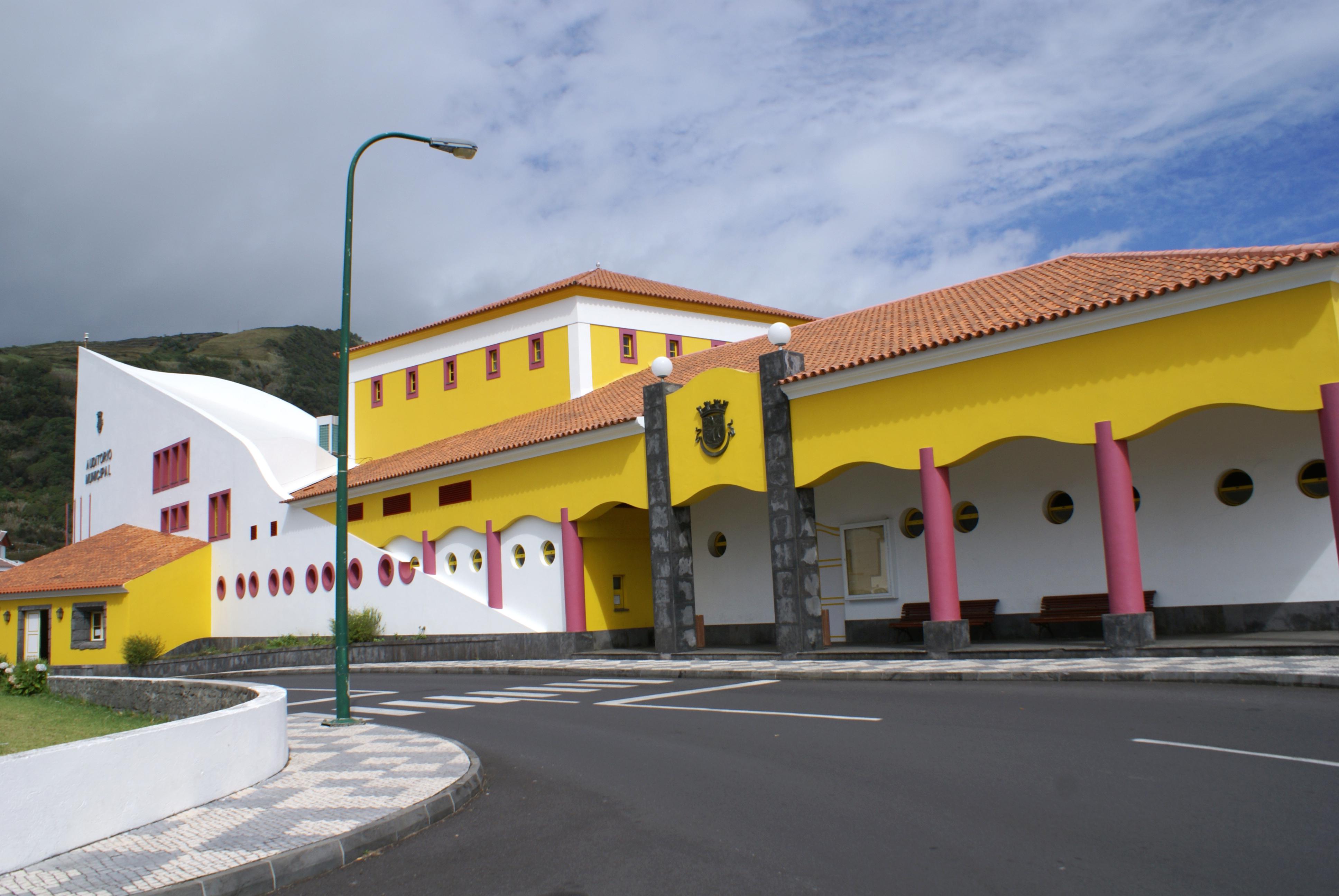 Auditorio Municipal e Centro Cultural das Velas
