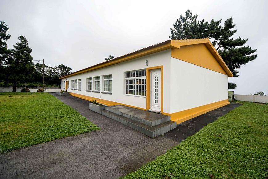 Casa do Parque e Ecomuseu de Sao Jorge