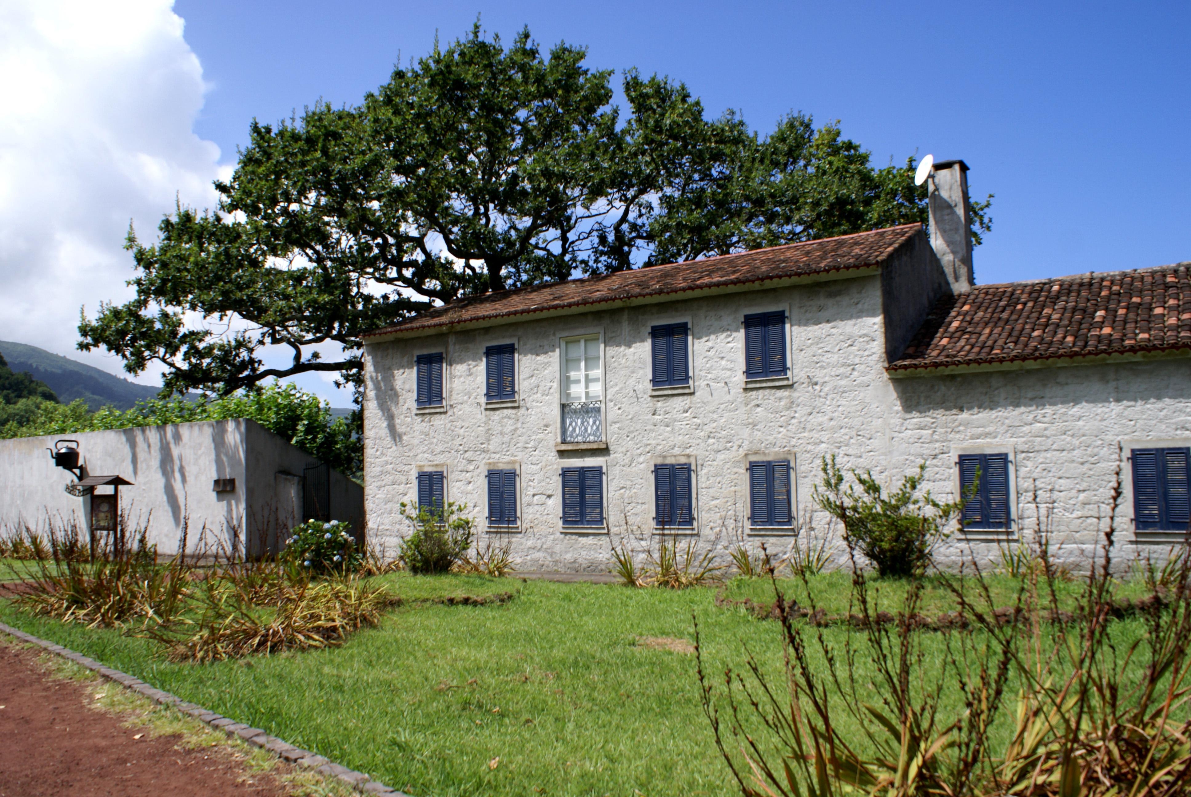 Fabrica de Cha do Porto Formoso