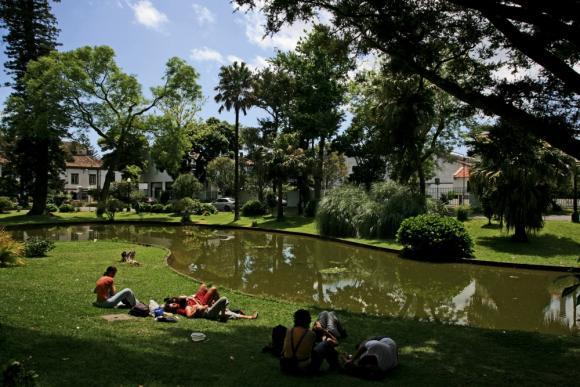 Jardim da Universidade dos Acores