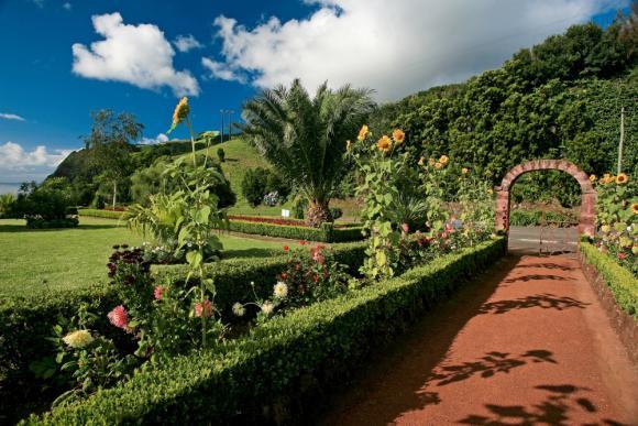 Jardim do Miradouro da Ponta do Sossego