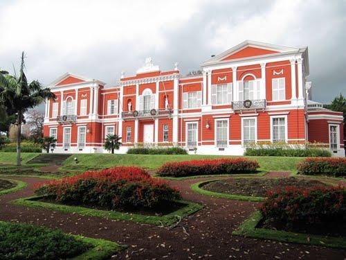 Jardim do Palacio de SantAna