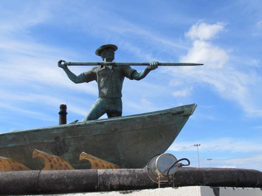 Monumento do Baleeiro Acoriano