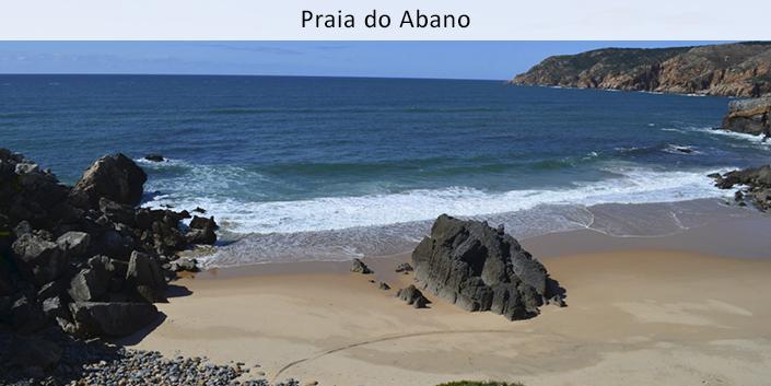 1Praia do Abano
