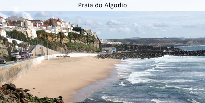 4Praia do Algodio