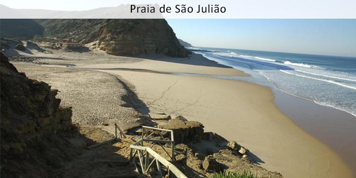7Praia de Sao Juliao
