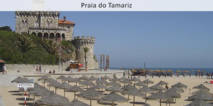 9Praia do Tamariz