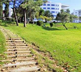 Jardim Camilo Castelo Branco