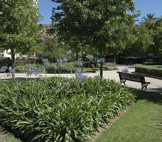 Jardim Carlos Anjos