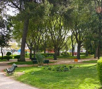 Jardim General Luis Domingos