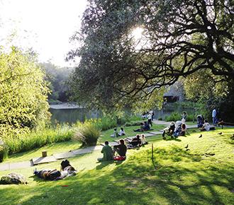 Jardins da Fundacao Calouste Gulbenkian