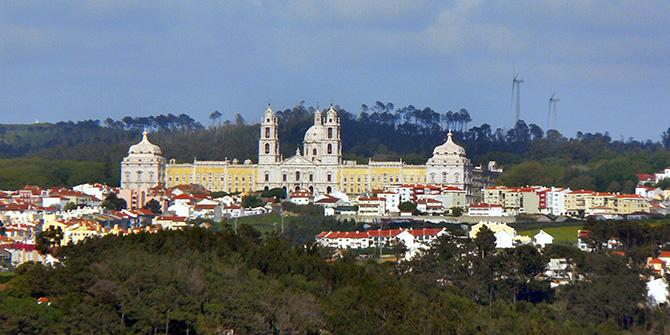 Mafra Palacio
