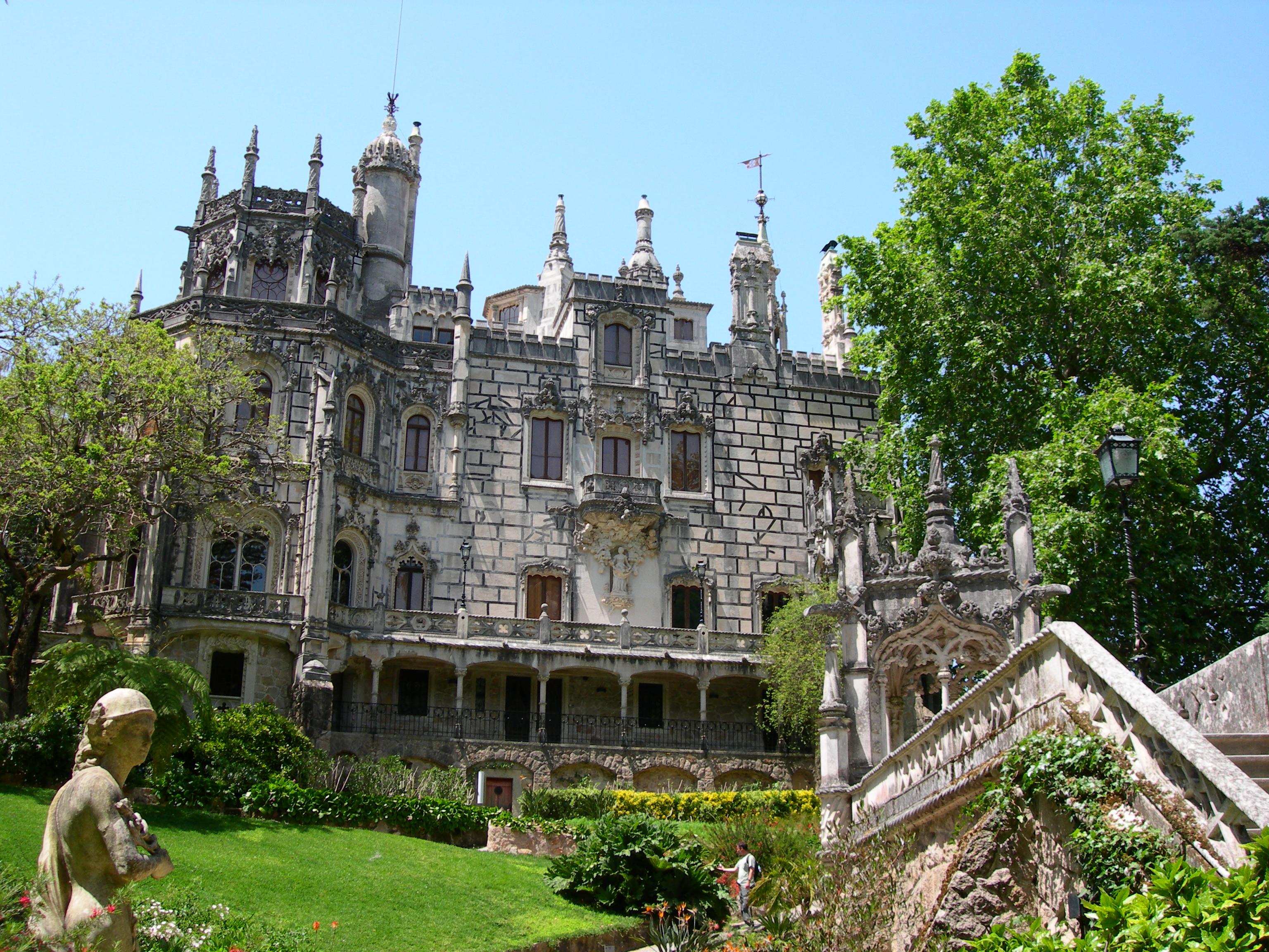 Palacio e Quinta da Regaleira