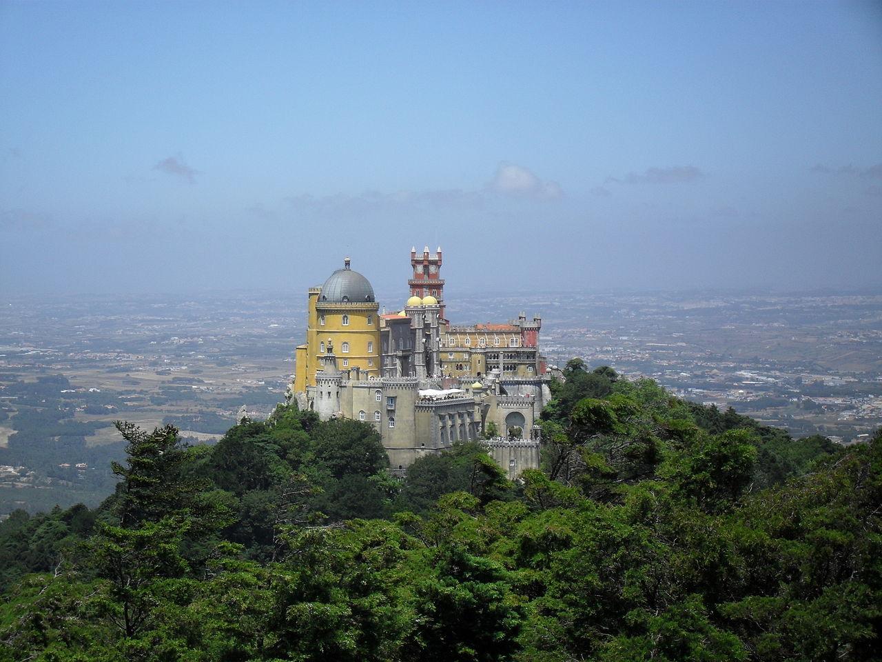 Serra de Sintra - Patrimonio