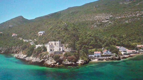 fortaleza de Sta Maria da Arrabida