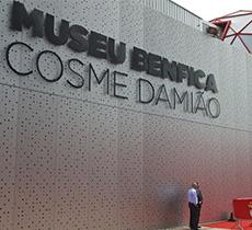 museu benfica cosme damiao
