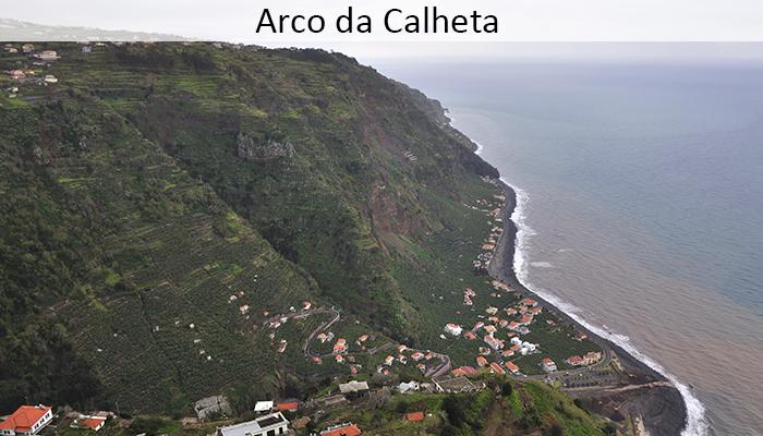 Arco da Calheta
