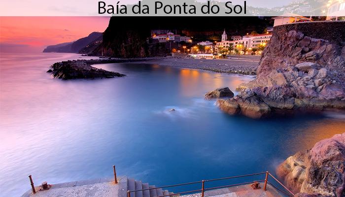 Baia da Ponta do Sol
