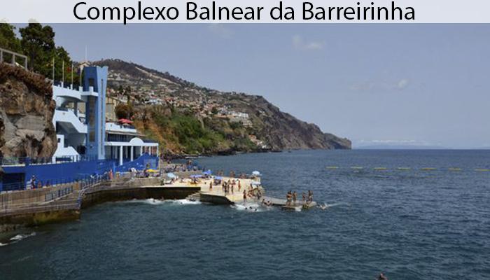 COMPLEXO BALNEAR DA BARREIRINHA