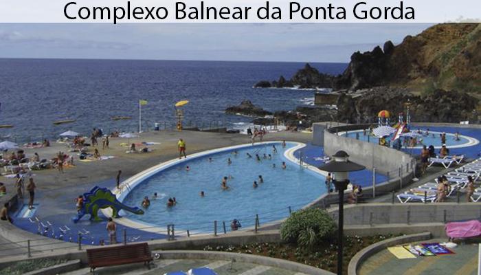 COMPLEXO BALNEAR DA PONTA GORDA