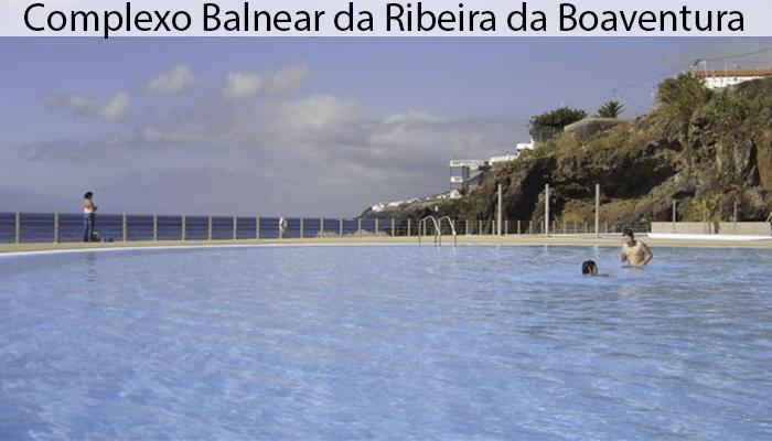 COMPLEXO BALNEAR DA RIBEIRA DA BOAVENTURA