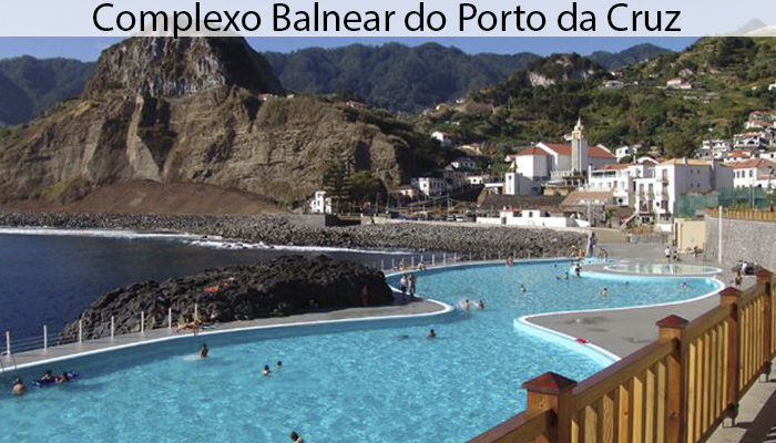 COMPLEXO BALNEAR DO PORTO DA CRUZ