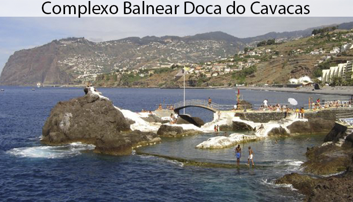 COMPLEXO BALNEAR DOCA DO CAVACAS