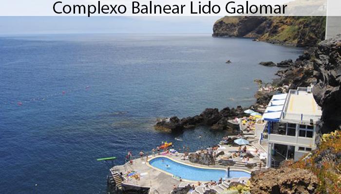 COMPLEXO BALNEAR LIDO GALOMAR