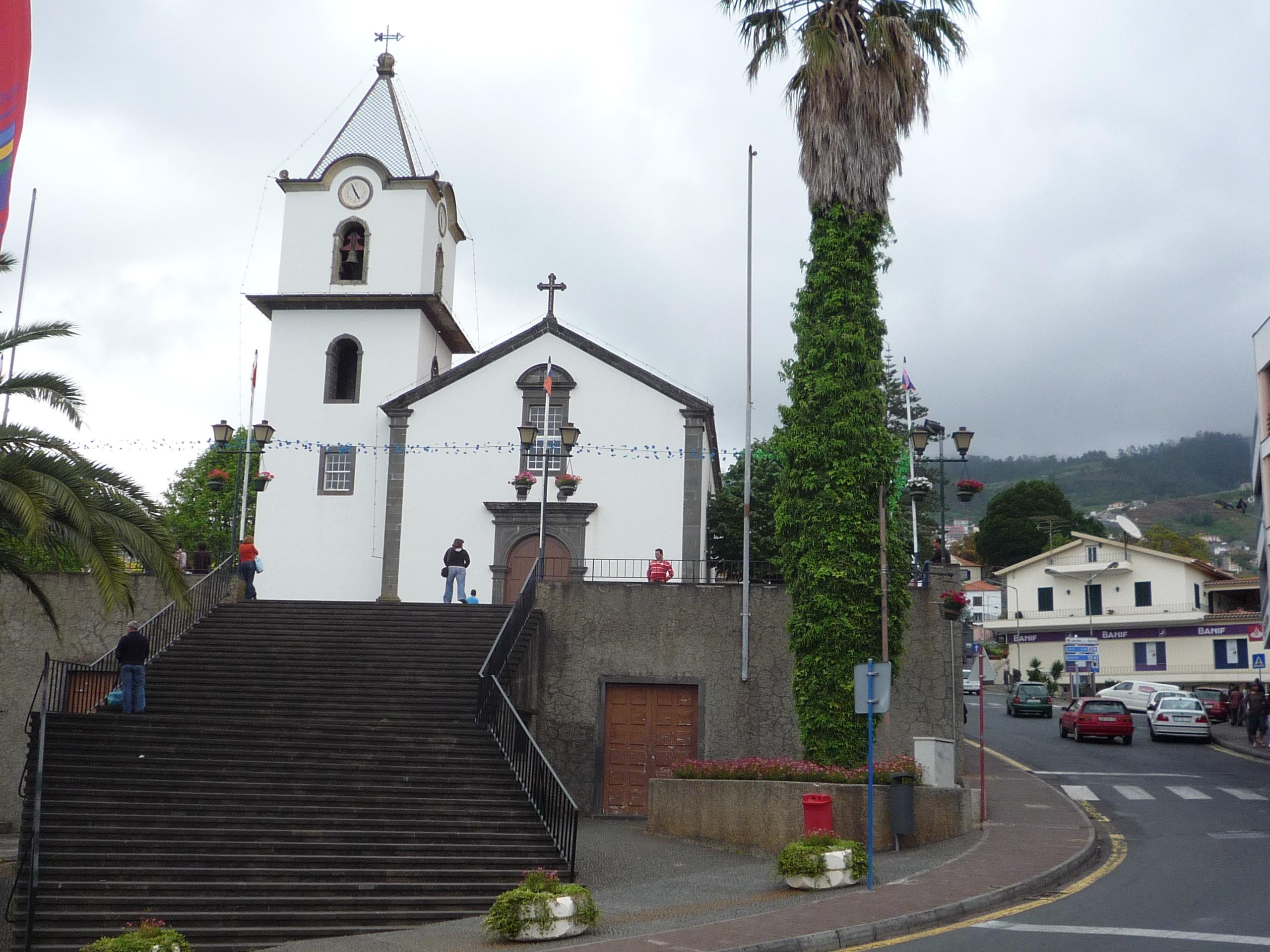 Igreja Paroquial de Nossa Senhora da Graca