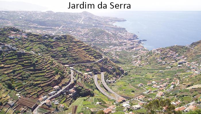 Jardim da Serra