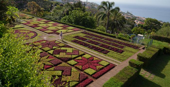 Jardins Municipais Ponta de Sol