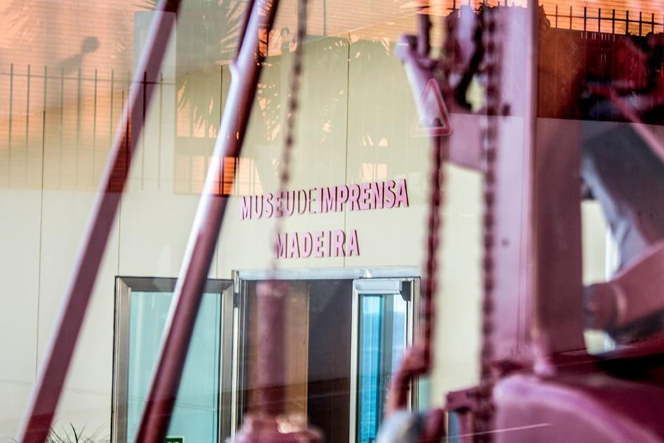 Museu da Imprensa da Madeira