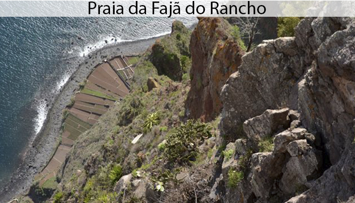 PRAIA DA FAJa DO RANCHO
