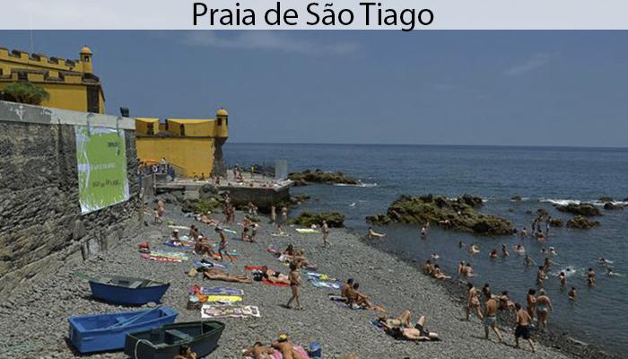 PRAIA DE SaO TIAGO